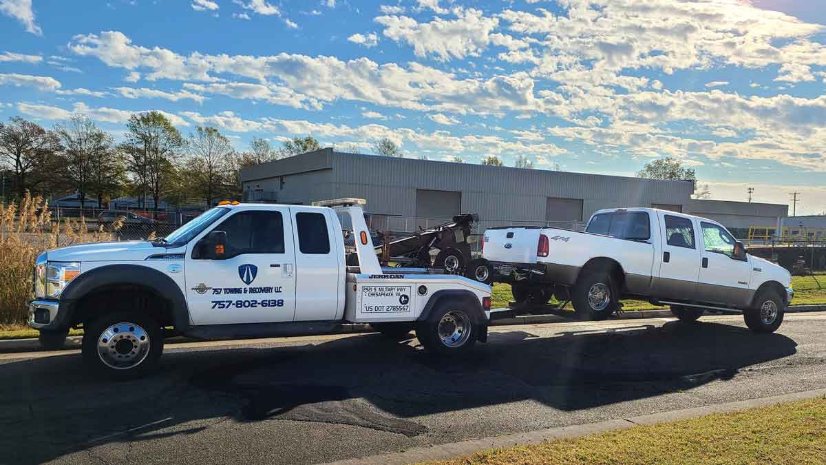 Local Towing Chesapeake
