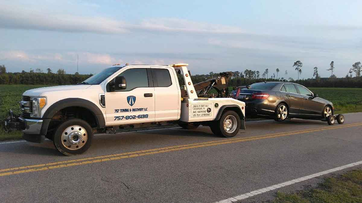 Virginia Beach Towing Company